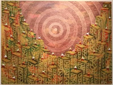 Nyoman-Sujana-Kenyem_Kota-Belantara_150x120-cm-Mixed-Media-on-Canvas-2013-copy_small