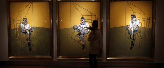 Britain Art Francis Bacon Sale