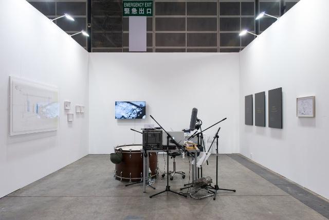 Samson Young di Art Basel Hong Kong 2015 (source: http://www.bmw-art-journey.com)