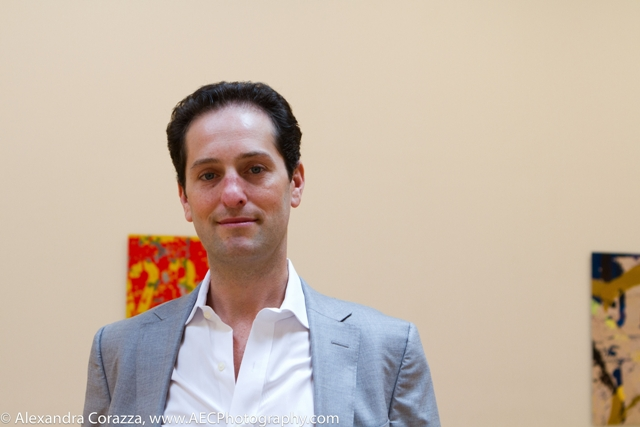 Noah Horowitz, Director Americas for Art Basel (sumber: observer.com)