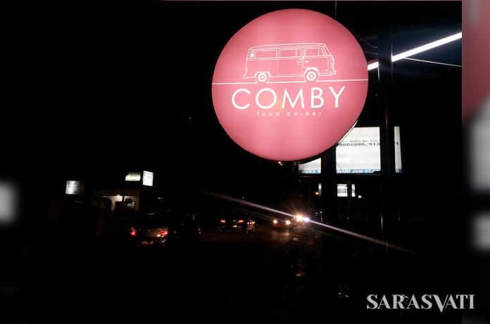 ogo Comby Food Corner. (Foto: Silvia Galikano)