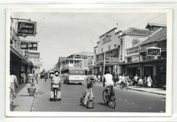 Jalan Raya Barat Bandung tempo dulu