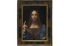 """Leonardo da Vinci, """"Salvator Mundi"""""""