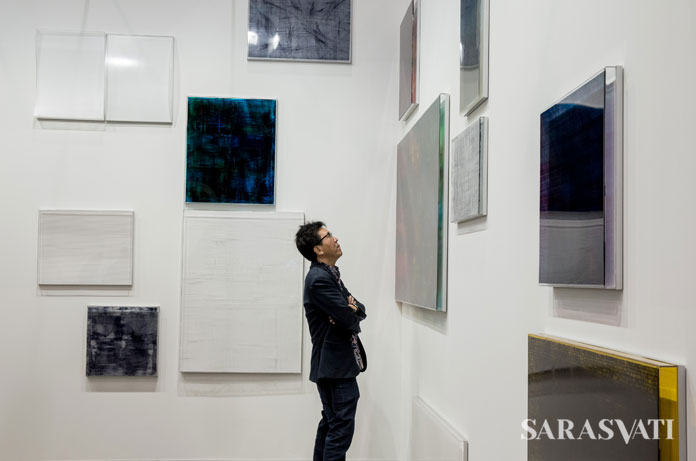 ROH Projects membawa karya Aditya Novali untuk Discoveries Sector di Art Basel Hong Kong 2017