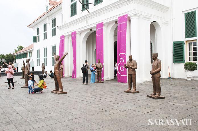 Jakarta pada rangkaian Jakarta Bienalle 2017