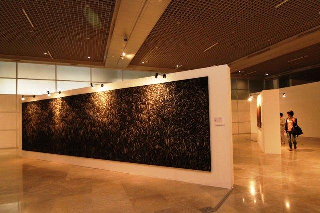 Pameran seni rupa dari seniman Korea Selatan yang berjudul Window of K-Art di Museum Nasional, Jakarta, 3 - 14 Juni 2014.