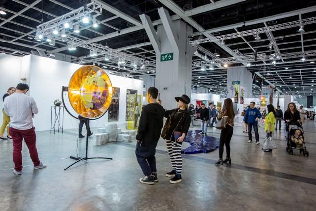Art Basel in Hong Kong 2015 (sumber: Press Images, Art Basel)