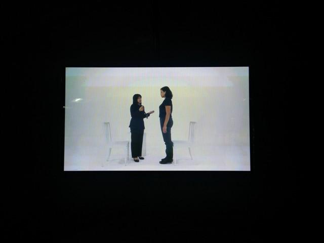 Defining Excellence, Julia Sarisetiati, Single Screen HD Video Installation, 2015.