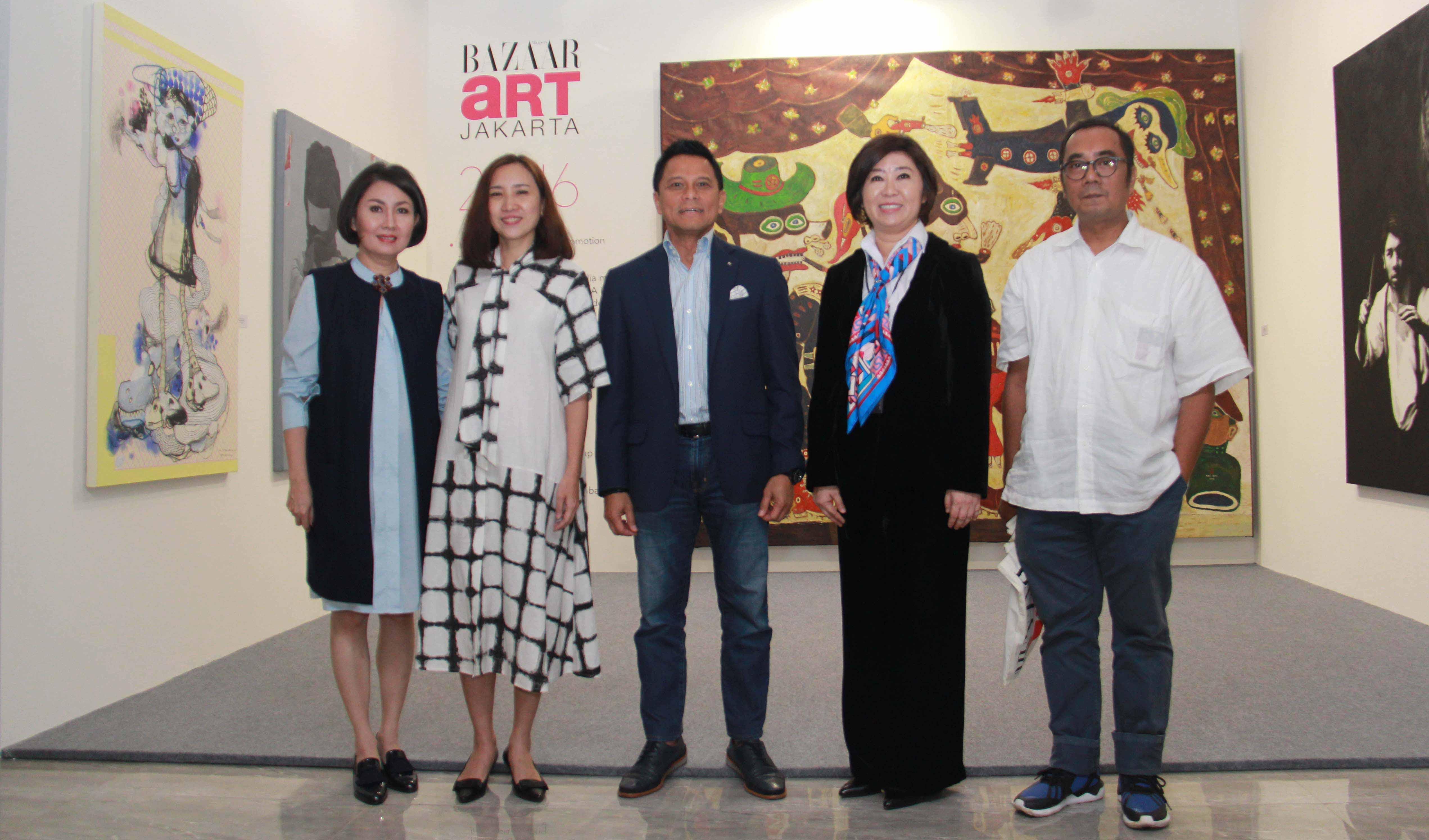 Committee Bazaar Art Jakarta 2016 (edit)