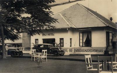 Bali Hotel 1935. (Dok. KITLV)