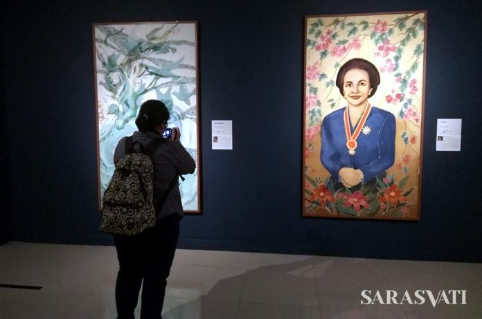 """Pameran """"Visualisasi Ekspresi Pahlawan dan Tokoh Perempuan"""