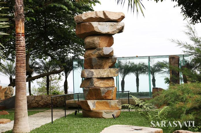 Batu sepuluh yang terinspirasi dari