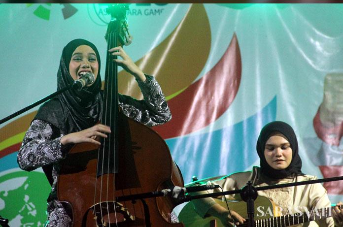 Tamara Tasya dan Sabine