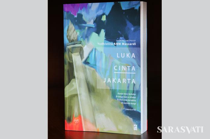 Buku Luka Cinta Jakarta