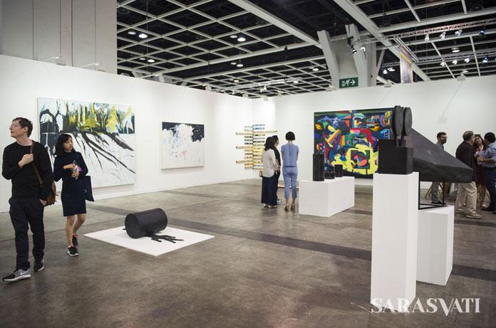 Fortes D Aloia & Gabriel Galleries di Art Basel Hong Kong 2017