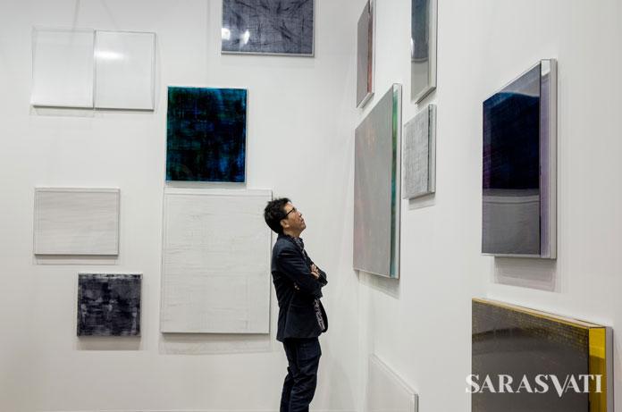 ROH Projects membawa karya Aditya Novali untuk Discoveries Sector di Art Basel Hong Kong 2017