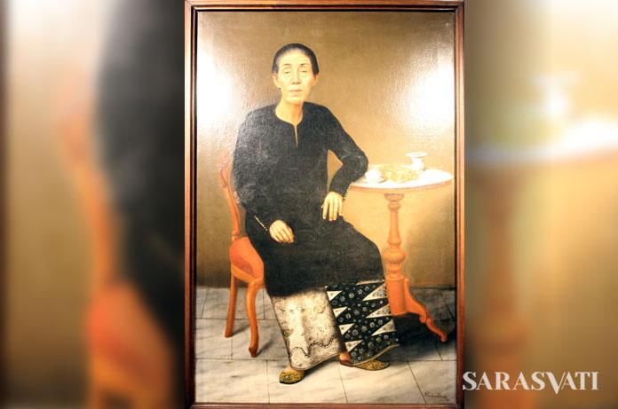 Raden Saleh, OHD museum